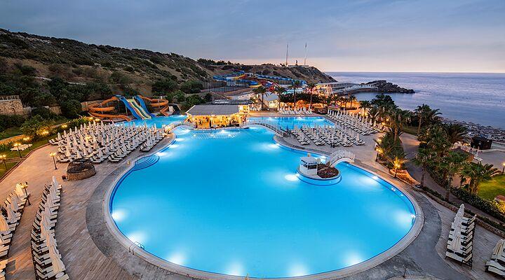 Acapulco Beach Club Resort Hotel Northern Cyprus