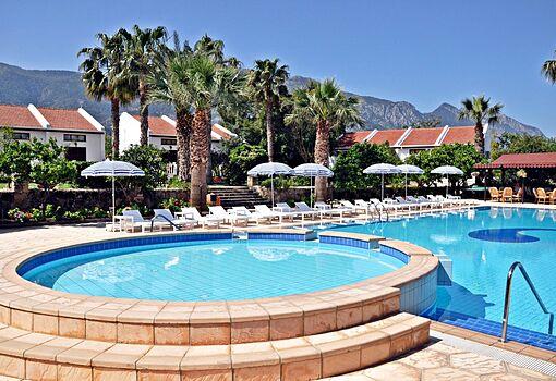Almond Holiday Village Kyrenia North Cyprus