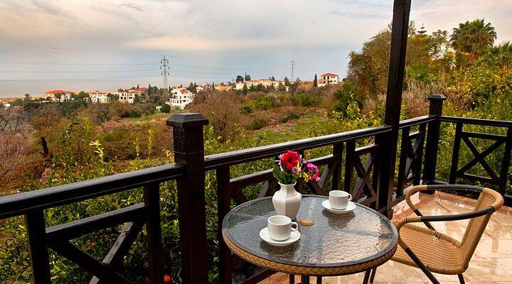 Bellapais Gardens Hotel Kyrenia North Cyprus