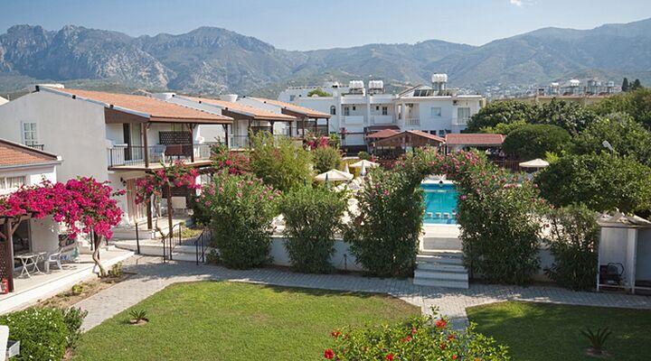 Citrus Tree Gardens Kyrenia North Cyprus