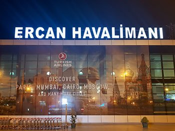 Ercan Airport Transfers