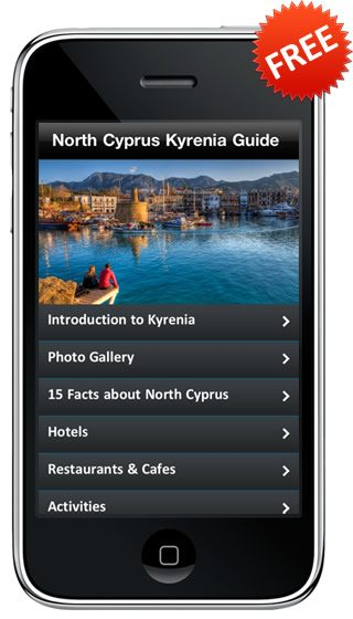 North Cyprus iPhone App Screenshot
