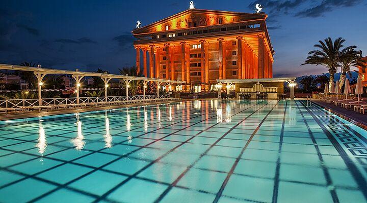 Kaya artemis resort & casino north cyprus resort
