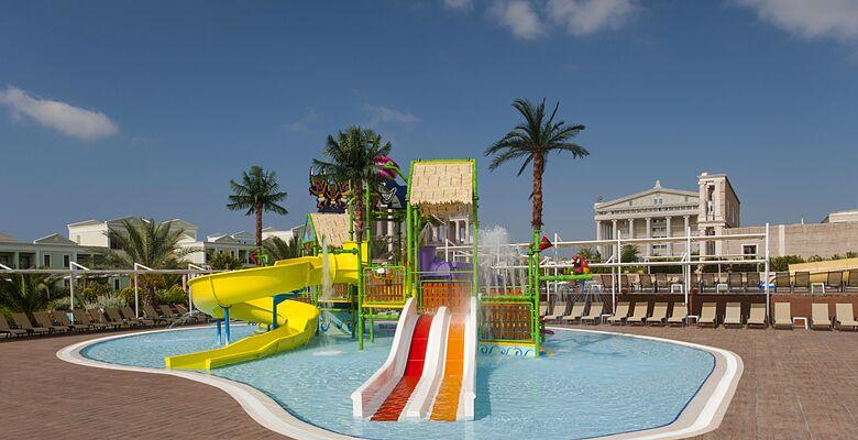 Kaya Artemis Resort Hotel Famagusta North Cyprus