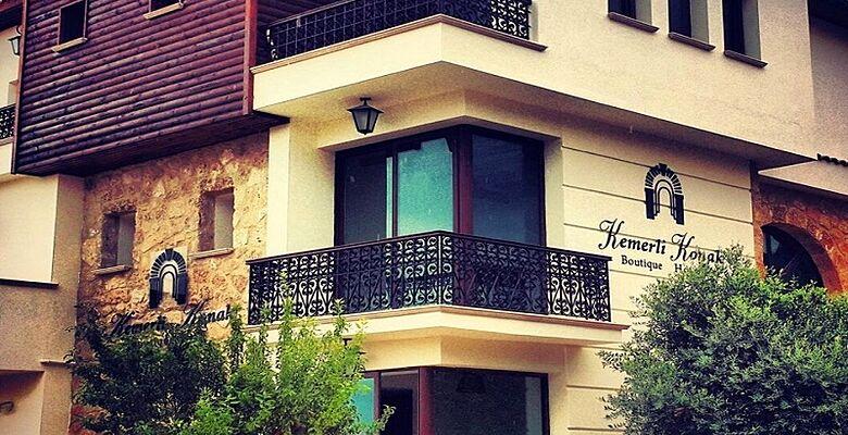 Kemerli Konak Boutique Hotel
