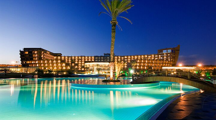 هتل زیبای نوح آرک قبرس