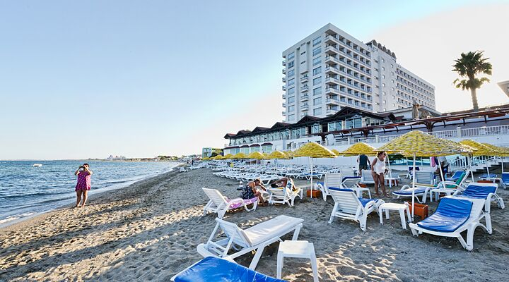 Golden Bay Beach Hotel North Cyprus