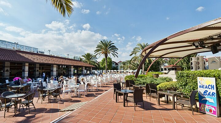 Golden Beach Hotel Northern Cyprus
