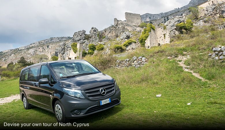Devise your own tour of North Cyprus